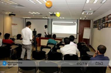 SharePoint User Group April 2014