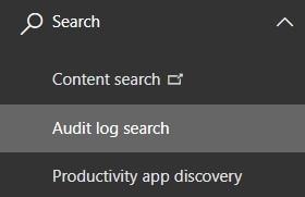 log search